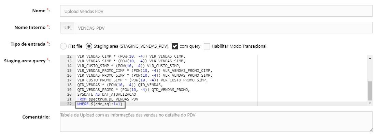 Modelador de Dados: Change Data Capture (CDC)
